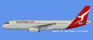 QFlink A320